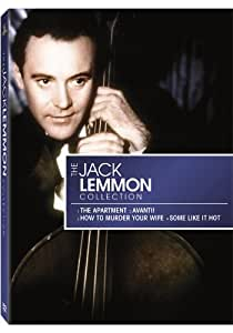 The Jack Lemmon Star Collection (Some Like It Hot / Avanti! / The Apartment / How To Murder Your Wife) (Bilingual) [Import]
