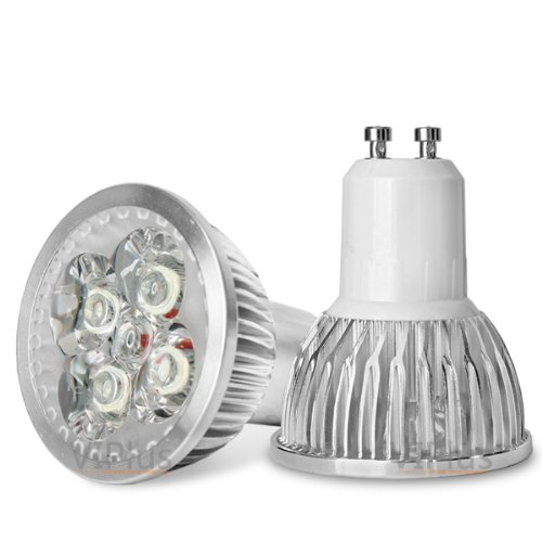 Generic Gu10 4X3 12W Cree Warm White Dimmable Downlight Led Spot Light Bulb Lamp