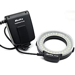 Meike FC-100 Macro Ring Flash/Light for Canon