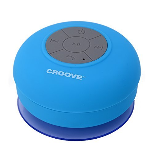 Croove Shower Wireless Speaker