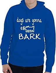 The Janoskians Dogs Are Gonna Bark Funny Adult Hoodie Birthday Gift Size S-XXL