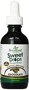 Sweetleaf Chocolate Liquid Stevia, 2 Ounce