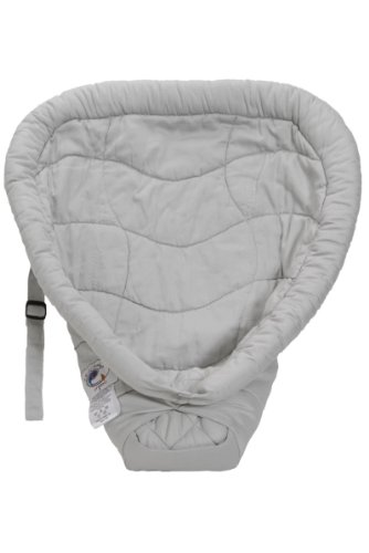 Review Of ERGObaby Organic Heart2Heart Infant Insert, Silver