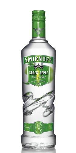 Smirnoff discount duty free Smirnoff Green Apple Flavoured Vodka