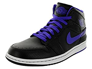 Nike Men's Jordan 1 Retro '86 Basketball Shoe