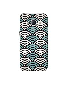SAMSUNG GALAXY J2 nkt03 (92) Mobile Case by SSN