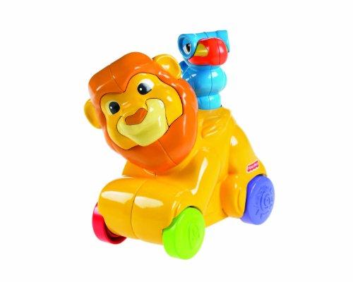 Fisher-Price Amazing Animals Disney Rollin' Tunes Mufasa - 1