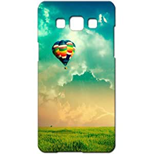 Crackndeal NTZ02 Back cover for Samsung Galaxy A5, (Multi-coloured)