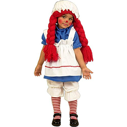 Rag Doll Kids Costume