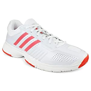 Buy Adidas Ladies Adipower Barricade 7.0-White Corene Silver by adidas