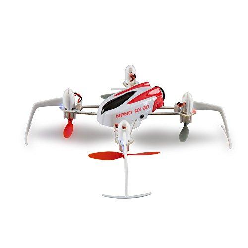 Nano QX 3D Bind-N-Fly Ultra Micro Aerobatic Quadcopter Drone