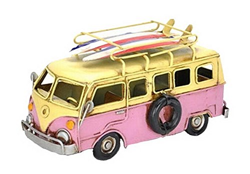 American Retro Home Furnishing Creative Personality Model Car Crafts-MK7347-P