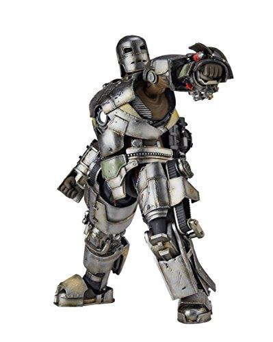 Marvel Iron Man Legacy of Revoltech Iron Man Mark I 6.3 Action Figure LR-023 (Iron Man Mark 1 compare prices)