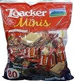 Loaker Minis Assorted ローカー ミニーズ アソート 800g(ナポリタン40個、クリームカカオ40個)