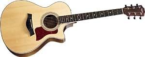 Taylor Guitars 412ce Grand Concert Acoustic Electric Guitar