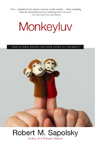 Robert M. Sapolsky - Monkeyluv