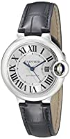 Cartier Womens W6920085 Analog Display Swiss Automatic Black