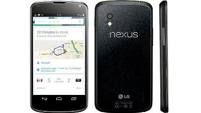 LG Google Nexus 4 8GB Black