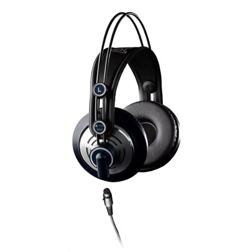 New Akg | High-Performance Dynamic Professional Studio Headphone, K141 Mkii With Self-Adjusting Headband For Optimum Fit And Cable