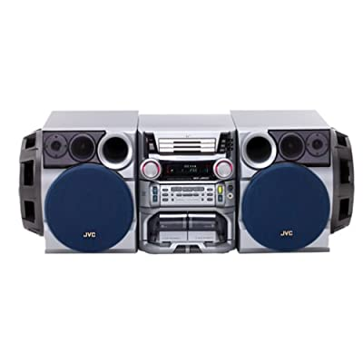amazoncom jvc mxj900 compact stereo system discontinued