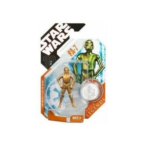Star Wars: Saga Legends RA-7 Action Figure