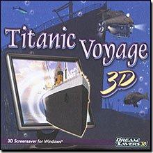 Titanic Voyage 3D Screensaver
