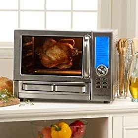 Wolfgang Puck 1500W Digital Convection Oven BDCORPS10
