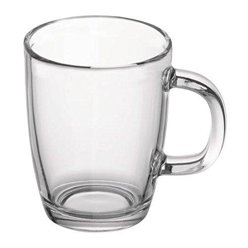 Bodum Bistro Transparent Coffee Mug 0.35L (12Oz)