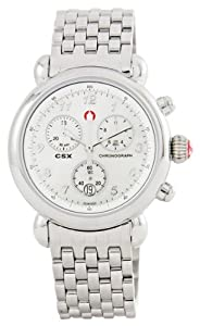 Michele Woman's MWW03C000126 CSX-36 Stainless Steel Bracelet Watch