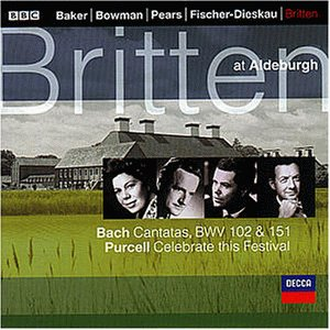 Britten At Aldeburgh Vol. 2