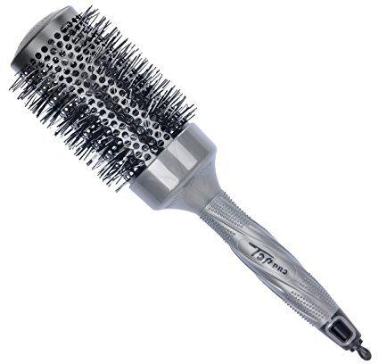suprent-nano-thermal-ceramic-ionic-round-barrel-hair-brush-2-inch-grey-and-black