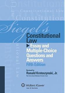 Law school exam essays