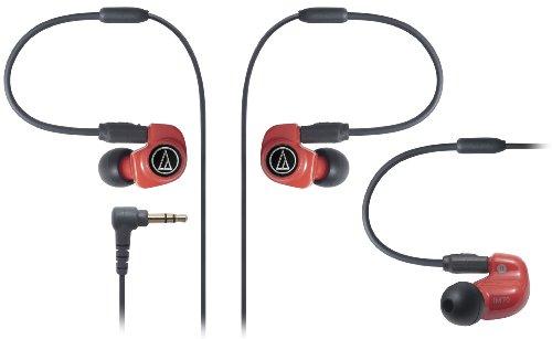 audio-technica デュアル・シンフォニックドライバーインナーイヤーモニターヘッドホン ATH-IM70