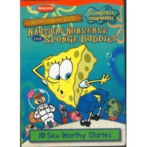 Spongebob Lifting Marshmallows