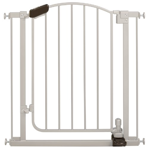 Summer Infant Step to Open Gate, Silver