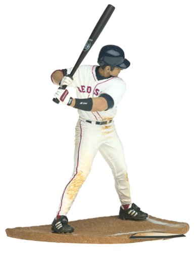 Boston Red Sox Nomar Garciapappa Series 2 McFarlane Baseball Figure
