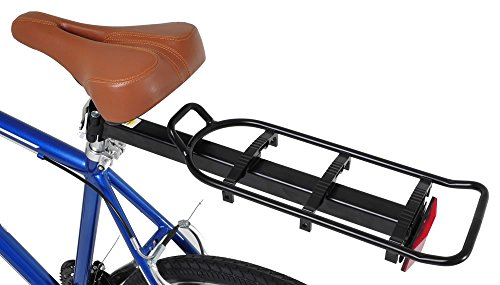 Rear Mounted Bike Seat