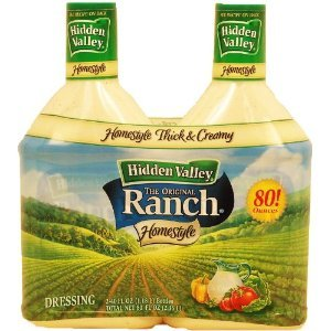 Hidden Valley The Original Ranch Dressing, Homestyle, 40 Ounce
