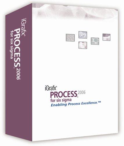 iGrafx Process 2006 for Six Sigma (PC)