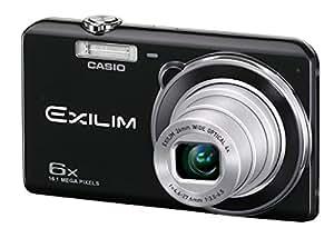 Casio Exilim EX-ZS20 Appareil photo numérique ultra slim 16 Mpix Zoom optique 6x Noir