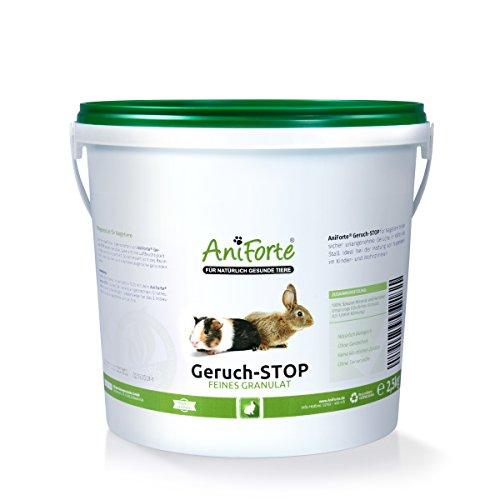 AniForte-Geruch-Stop-Feines-Granulat-25-kg-natrlicher-Geruchsneutralisierer-fr-ua-Hamsterkfige-Kaninchenstlle-Meerschweinchenkfige-Naturprodukt-fr-Nager