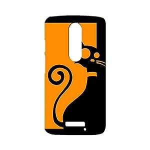 BLUEDIO Designer Printed Back case cover for Motorola Moto X3 (3rd Generation) - G0300