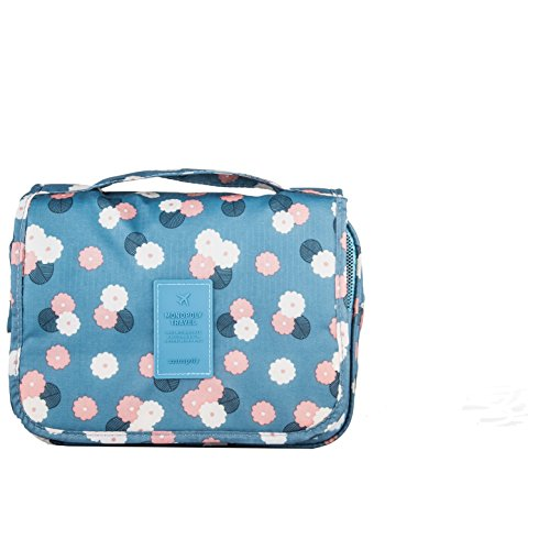 cosmetic-makeup-bag-toiletry-travel-kit-organizer-new-2015-flower-in-sky-blue-