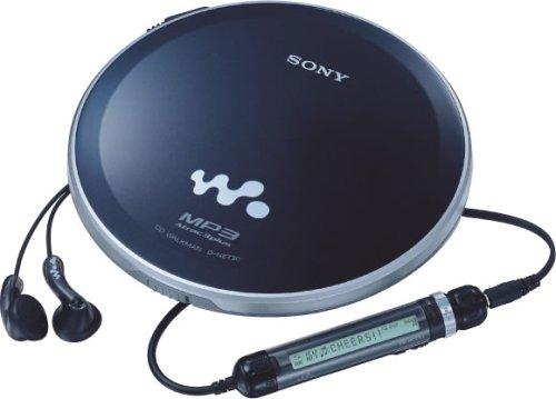 SONY CDウォークマン ブラック  D-NE730 B