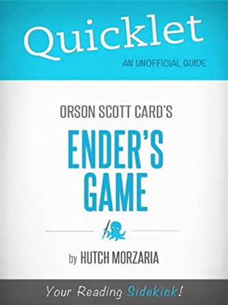 Amazon.com: Quicklet on Ender's Game by Orson Scott Card ...
