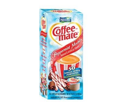 Coffee-mate Peppermint Mocha 50ct