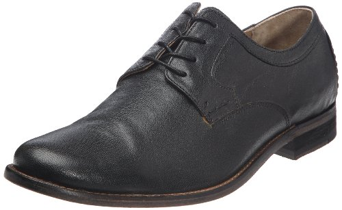 Hush Puppies Men's Lassen Black Lace Up H1392210W 8 UK