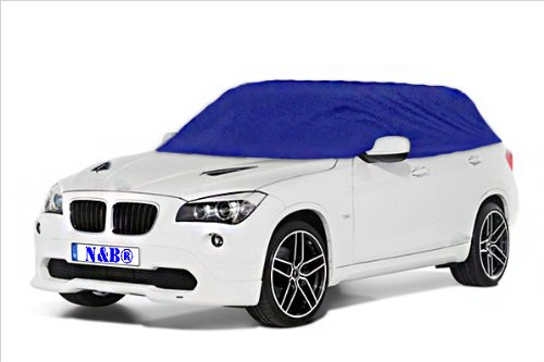 n b xl halbgarage f r bmw x1 in blau. Black Bedroom Furniture Sets. Home Design Ideas