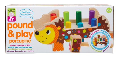 ALEX Toys ALEX Jr. Pound and Play Porcupine