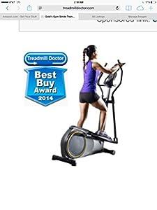 Gold's Gym Stride Trainer 350 Elliptical